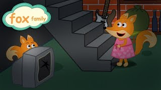 Fox Family and Friends new funny cartoon for Kids Full Episode #163