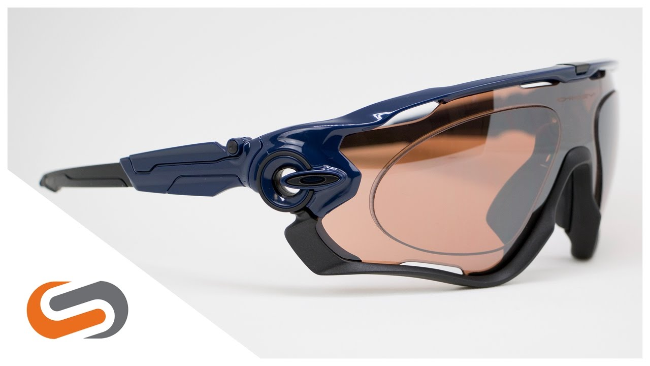 skuvh Oakley Jawbreaker with Prescription Lenses | SportRx - YouTube