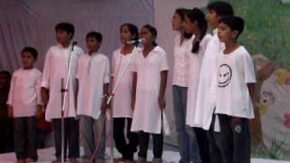 Vande Mataram, patriotic song from India
