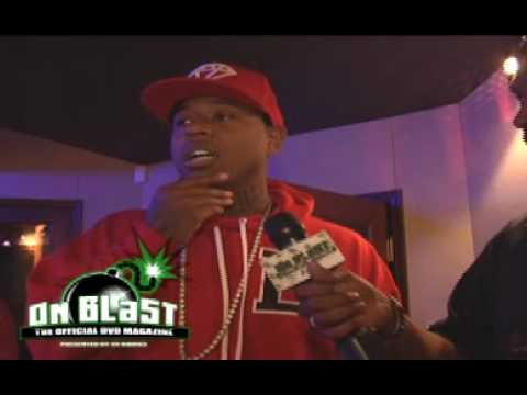 """ONBLAST DVD """"Ya Boy"""" Interview BET AWARDS After Party @ Wava Flow"""
