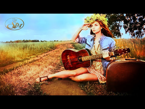 BEST SPANISH GUITAR ROMANTIC MUSIC , Relaxing Sensual Stress Relief Calming  Instrumental Spa Music