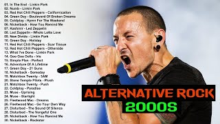 Download Mp3 Alternative Rock Of The 2000s 2000 2009 Linkin Park Red Hot Chili Peppers Green Day Nickelback