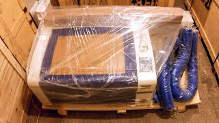 видео Продажа лазерного оборудования