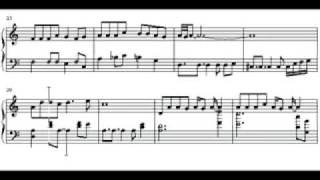Video Hunter X Hunter - Song of the Wind (piano sheet music).flv download MP3, 3GP, MP4, WEBM, AVI, FLV Juli 2018