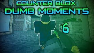 Roblox CSGO Dumb Moments #6