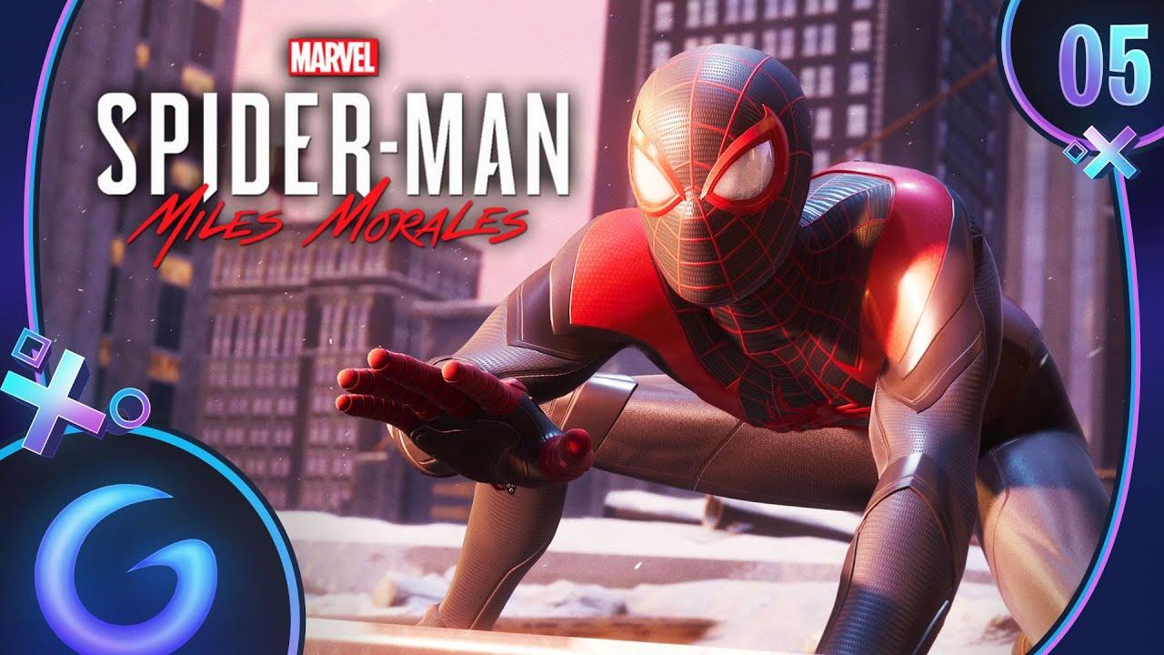 Download SPIDER-MAN MILES MORALES FR #5 : Trahison !
