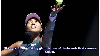 Japanese tennis star Naomi Osaka whitewashed in noodle ad, noodle company Nissin says sorry