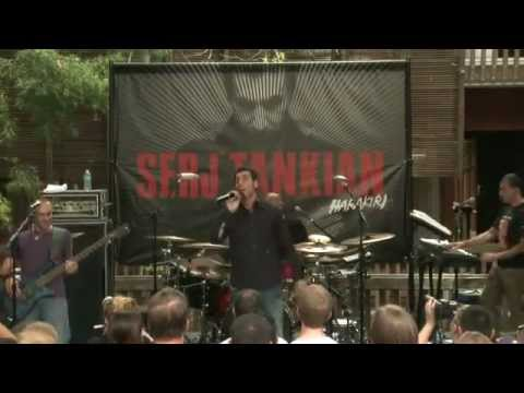 "Serj Tankian - Harakiri (Warner Bros Records ""Summer Sessions""...07/13/2012)"