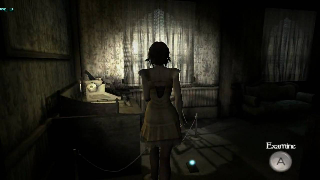 Pure Black Wallpaper Fatal Frame 4 Mask Of The Lunar Eclipse Wii On Dolphin