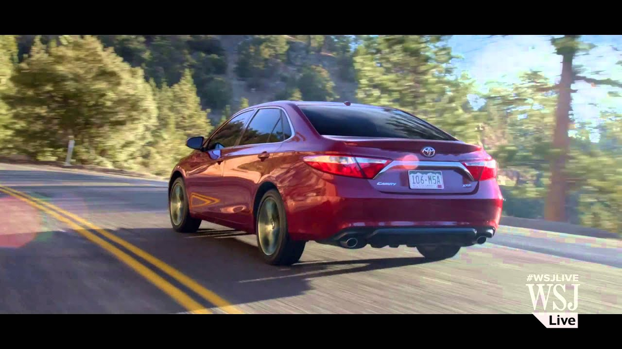 Toyota Camry Commercial Song >> Super Bowl 2015 Toyota Camry Ad