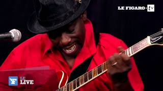 Lucky Peterson - «The Son Of A Bluesman» - Le Live