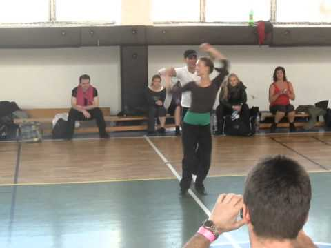 1st Cuban-Brasilian LATINODANCE event in Slovakia