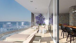 Elements Mallorca 3D  Architecture Visualization Rendering