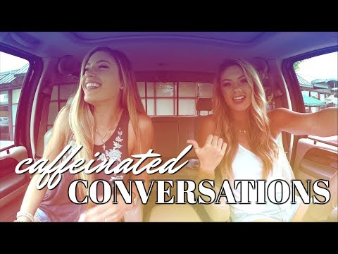 CAFFEINATED CONVERSATIONS! | Diamond Dixie