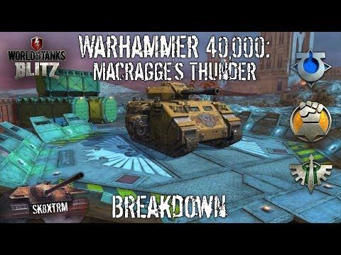 Macragge's Thunder Event Breakdown + Predator & Vindicator Preview