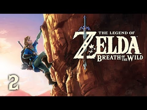 FLYING HIGH - Let's Play - The Legend of Zelda: Breath of the Wild - 2 - Walkthrough Playthrough