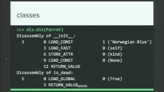 Anjana Vakil - Exploring Python Bytecode