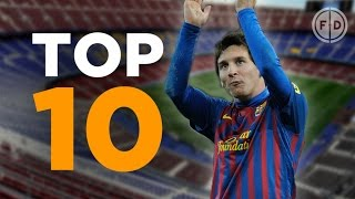 Top 10 Moments that Made... Barcelona