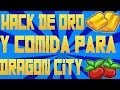 Hack de oro y comida para Dragon City 2013 - 2014 | LINK ACTUALIZADO