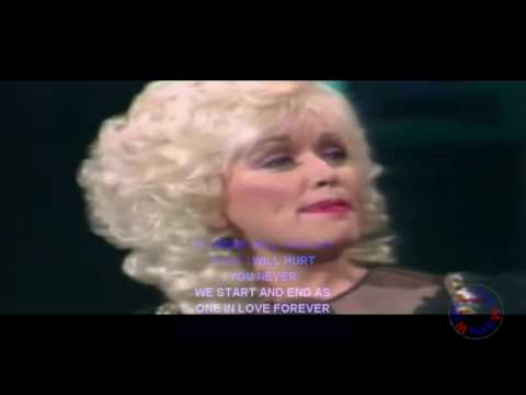 Kenny Rogers & Dolly Parton - Islands in the Stream (with lyrics)