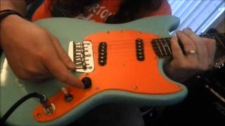 1971 Fender Music Master Build (2010 - 2014)
