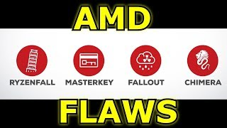 AMD Flaws - The Full Story & Analysis