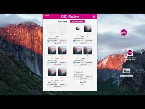 Icns Machine Demo Video