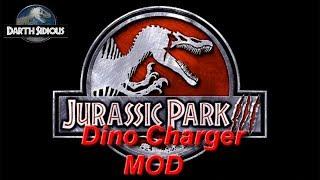 Jurassic Park: Operation Genesis обзор на Dino Charger Mod