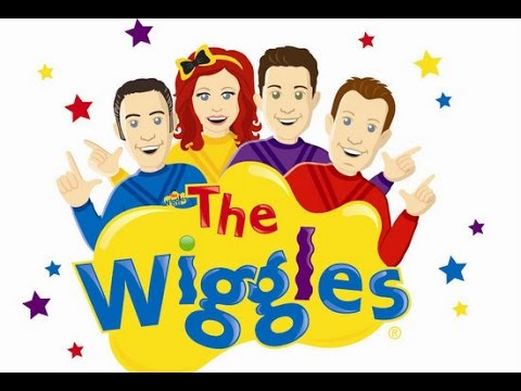 The Wiggles Words and Numbers Games Videos