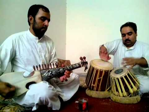 Rabab And Tabla Zaberdast Tune 2015 By Waqar atal