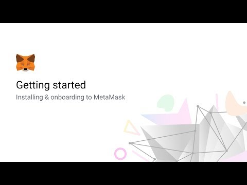 Getting Started with MetaMask