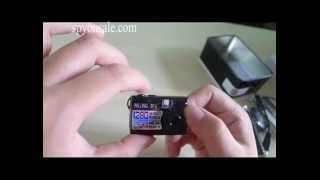 HD Mini Camera 1280 _ 960 Mini DV with Video and Audio Recording Function