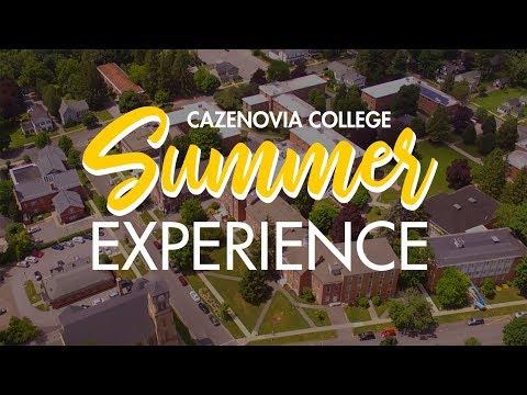 Cazenovia College's Summer Experience Program