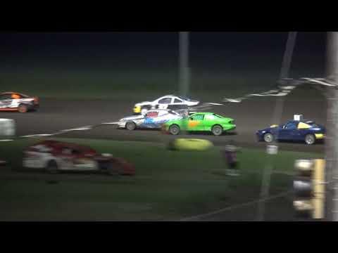 Sport Compact Season Championship Benton County Speedway 8/12/18