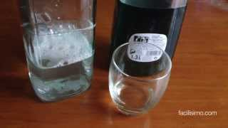 Cómo limpiar botellas de cristal | facilisimo.com