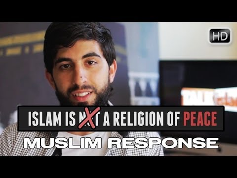 Islam Is Not A Religion Of Peace ᴴᴰ ┇ Muslim Response ┇ by Kamal Saleh ┇ The Daily Reminder ┇