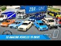 Shopping Mall Car & Truck Parking - ALL VEHICLES UNLOCKED - Car Games Android gameplay #carsgames