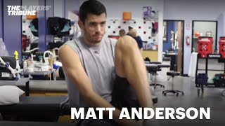 Two-Time Olympian Matt Anderson Trains in Southern California
