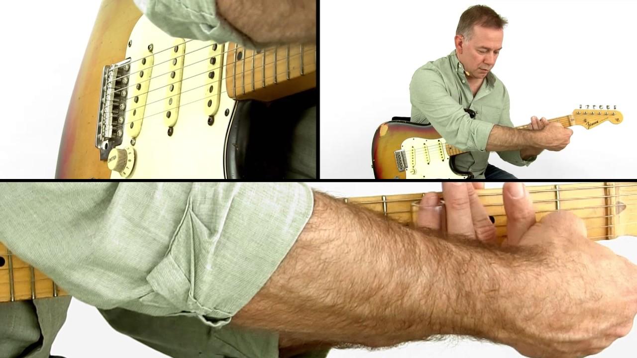 slide guitar lesson muting behind slide bj baartmans youtube. Black Bedroom Furniture Sets. Home Design Ideas