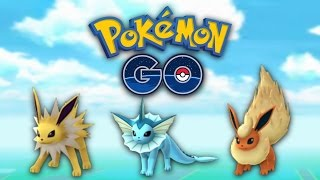 How To Get All Eeveelutions In Pokemon GO