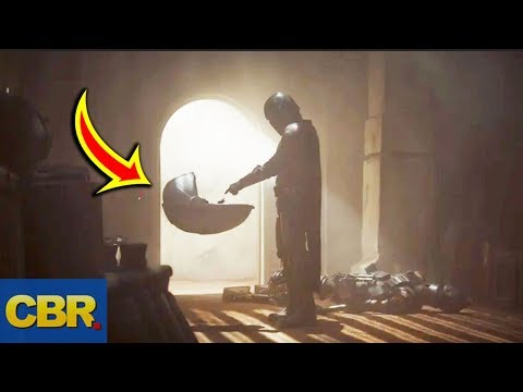 The Mandalorian Episode 1 Ending Explained