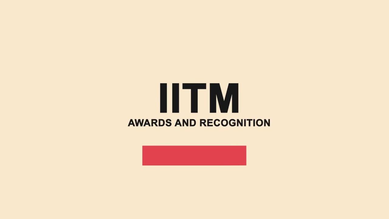IIT Madras | September 2018
