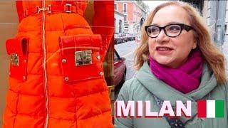 Милан шоппинг насмотренность аутлет и мода для сумасшедших