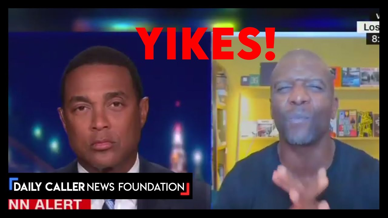 Don Lemon Tells Actor Terry Crews To 'Adapt' Thicker Skin While He Faces Backlash