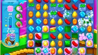 Candy Crush Soda Saga Level 1549 - NO BOOSTERS *