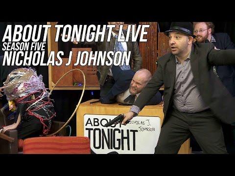 NICHOLAS J. JOHNSON - ABOUT TONIGHT LIVE S05E01 (28/3/16)