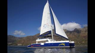 The Balance 690 Day Charter Catamaran Launch