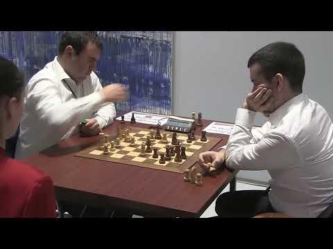 2016-09-25 GM Mamedjarov - GM Nepomniachtchi Moscow Tal Memorial Blitz