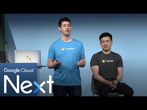 Google Cloud Functions and Firebase (Google Cloud Next '17)