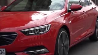 Opel insignia-2017 Test Drive
